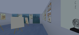 Virtual version of The PRice exhibition